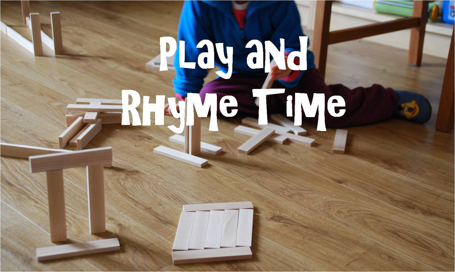 Play and Time Rhyme